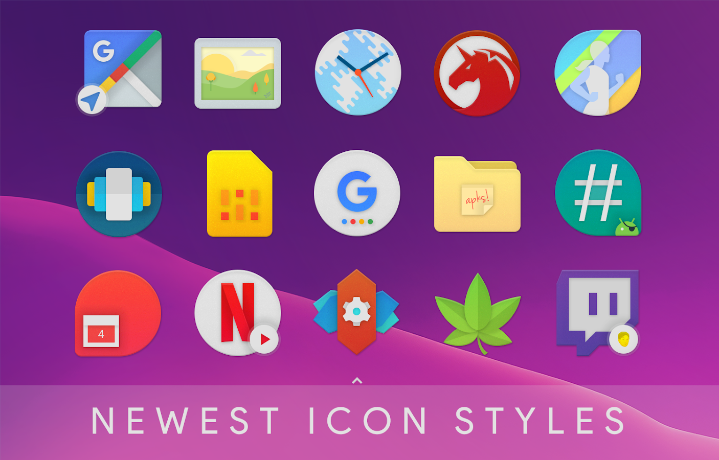 NOU - Icon Pack Screenshot 14