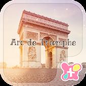 Free Download Wallpaper-Arc de Triomphe- APK for Samsung
