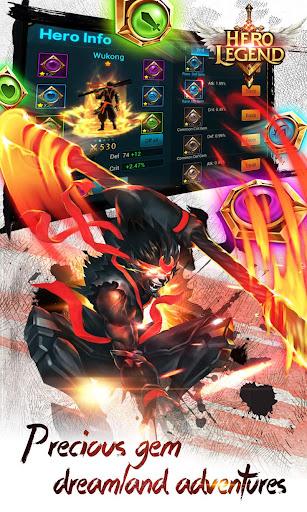 Hero Legend - screenshot