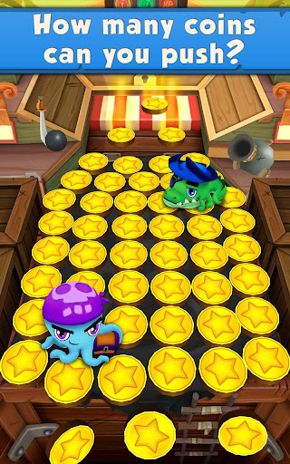Coin Dozer: Pirates screenshot 9