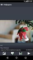 Screenshot of Christmas Wallpapers