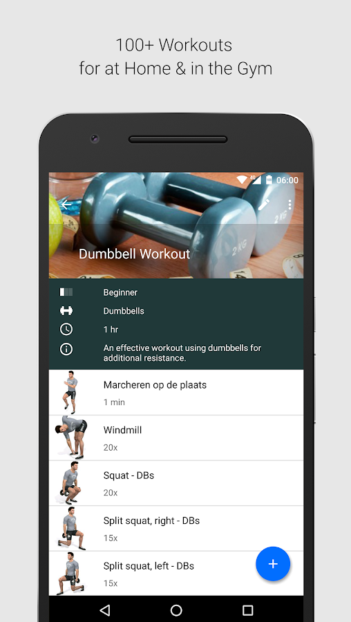 Virtuagym Fitness - Home & Gym Screenshot 2