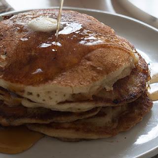 Ginger Apple Pancakes Recipes