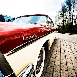 Coronet by Geir Blom - Transportation Automobiles ( car, reflection, carshow, coronet )