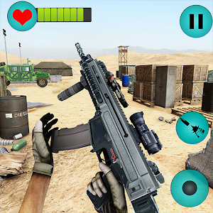 Army Counter Terrorist Sniper Shooter For PC / Windows 7/8/10 / Mac – Free Download