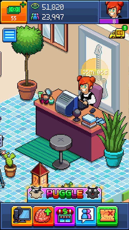 PewDiePie's Tuber Simulator Screenshot 6