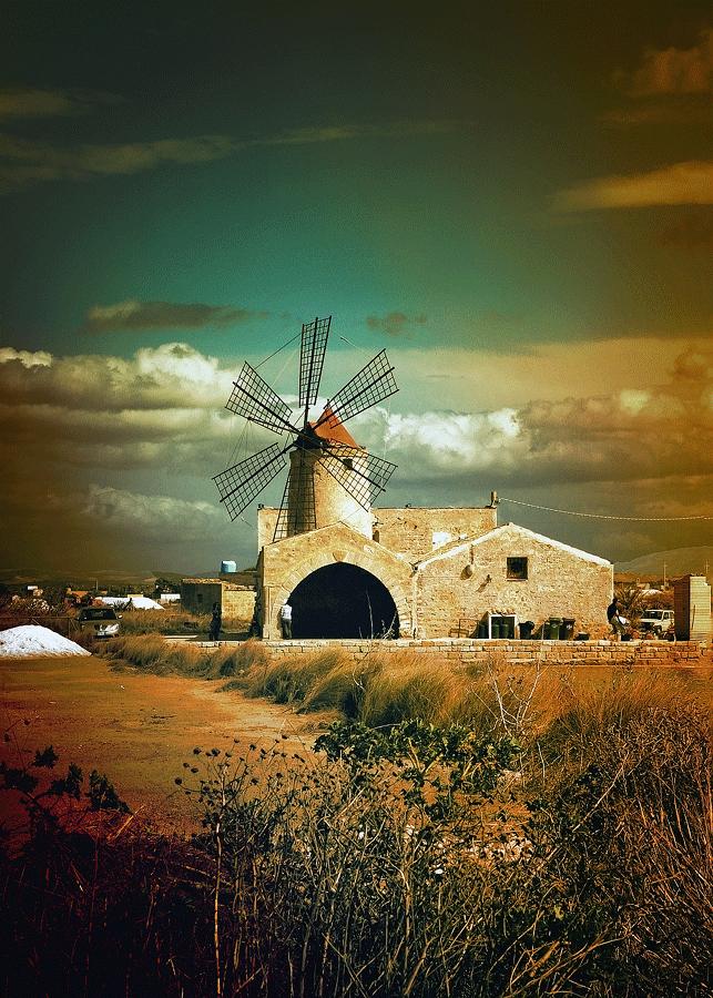 mill by Orazio Minnella - Buildings & Architecture Public & Historical