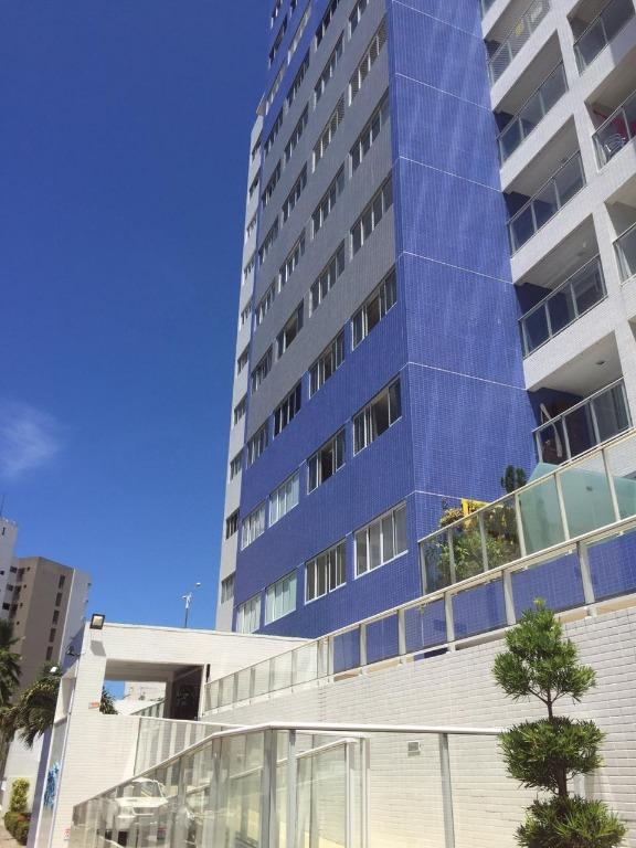 Apartamento com 3 dormitórios para alugar, 104 m² por R$ 1.800/mês - Jardim Oceania - João Pessoa/PB
