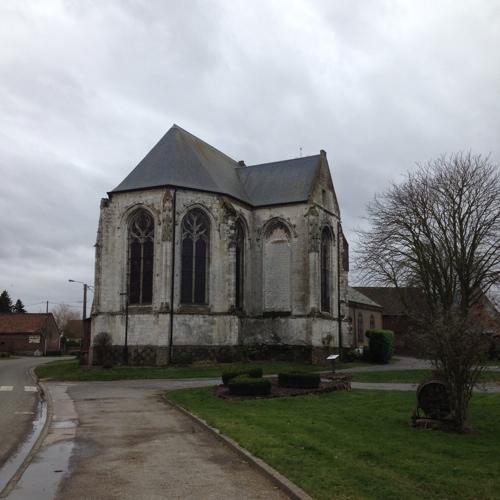 photo de Eglise Assomption de la Ste Vierge (Estrées)