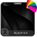 App Black 6.0 ( Xperia Theme ) APK for Windows Phone