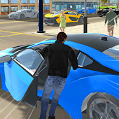 Game Real City Car Driver APK for Kindle
