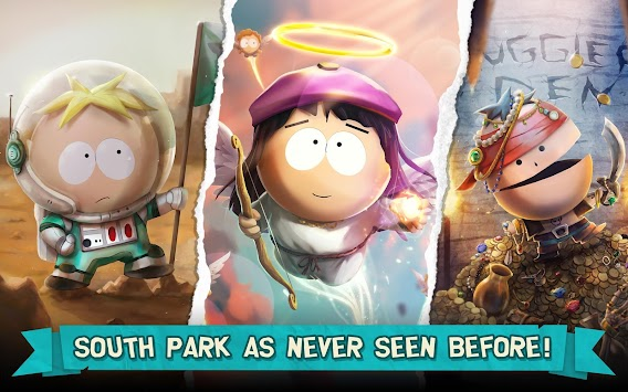 South Park: Phone Destroyer™ (Unreleased) APK screenshot thumbnail 17