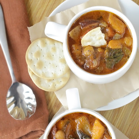 Kielbasa Sausage and Vegetable Soup