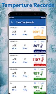 Thermometer Body Temperature