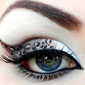 Eye MakeUp Steps 2016