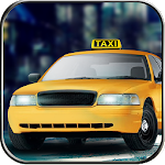 Airport Taxi Crazy Driver Icon