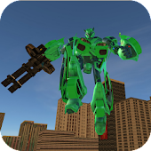 Game City Robot Battle apk for kindle fire
