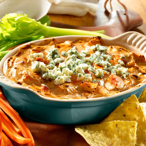 Buffalo Onion Ranch Dip