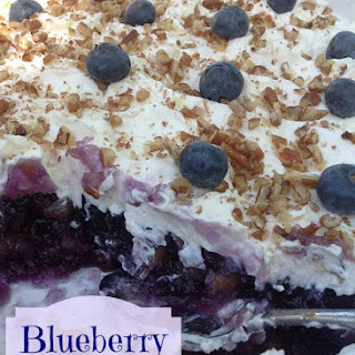 Blueberry JELL-O Salad Recipe JELL-O Salad Recipe - Gelatin Recipes