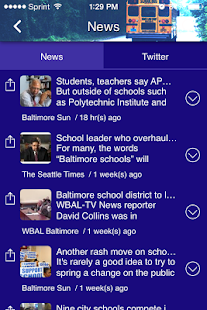 Brehms Lane Elementary - screenshot