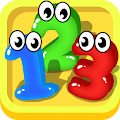 Free Download Number Counting games for toddler preschool kids APK for Blackberry