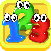Number Counting Games For Kids APK Icon