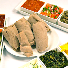 Private one-to-one Ethiopian Cookery Class