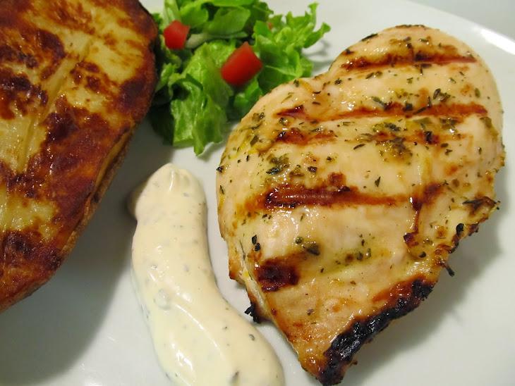 Lemon Herb Grilled Chicken Recipe   Yummly