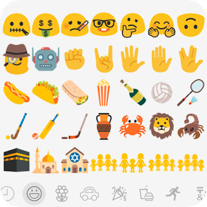 Android 6.0 New Emoji