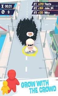 Crowd City Simulator