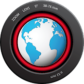 Earth Online: Live Webcams Pro Icon