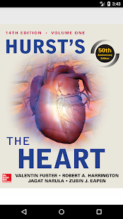 Hurst's The Heart, 14th Edition for pc