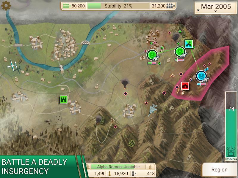 Rebel Inc. Screenshot 8