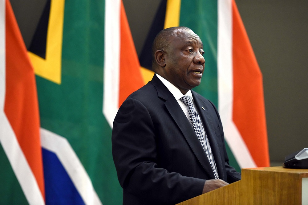 Ramaphosa to announce top team to bring foreign cash into SA