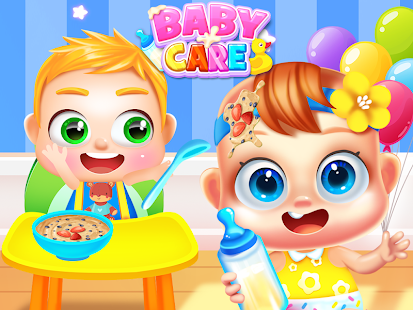 My Baby Care - Newborn Babysitter & Baby Games for pc