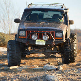 Jeep Cherokee  by Ryan McCloskey - Transportation Automobiles