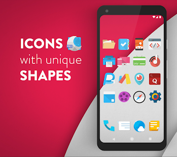 Moonshine Pro - Icon Pack for pc