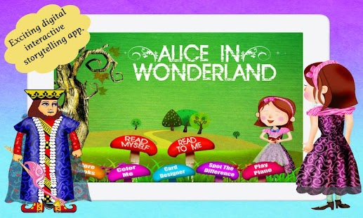 Alice in Wonderland - screenshot