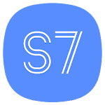 S7/S8 Launcher for Galaxy S/J/A, theme & icon pack Icon