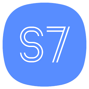 S7/S8 Launcher for Galaxy S/J/A, theme & icon pack APK v. 1.2