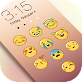 AppLock & Emoji Lock Screen APK for Bluestacks