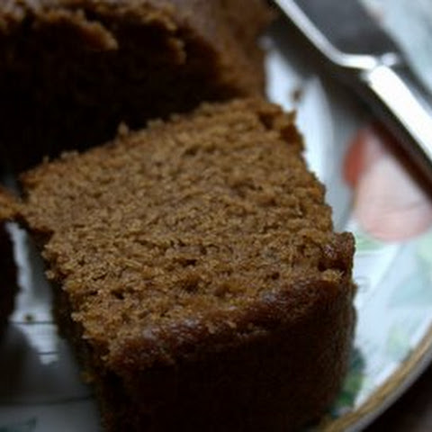 Easy One Step Egg Free Ginger Cake