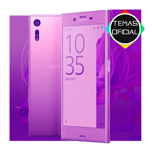 Tema Xperia X Purpura Z - For PC / Windows 7/8/10 / Mac – Free Download