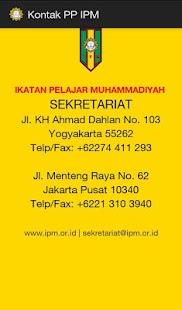 Ikatan Pelajar Muhammadiyah- screenshot thumbnail