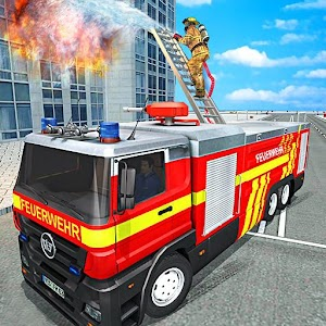 American Firefighter Rescue 2018 For PC / Windows 7/8/10 / Mac – Free Download
