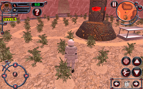 Mars Man Survival Mod (Money) v1 APK