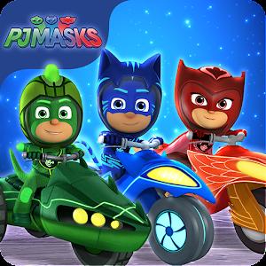 PJ Masks: Racing Heroes For PC / Windows 7/8/10 / Mac – Free Download