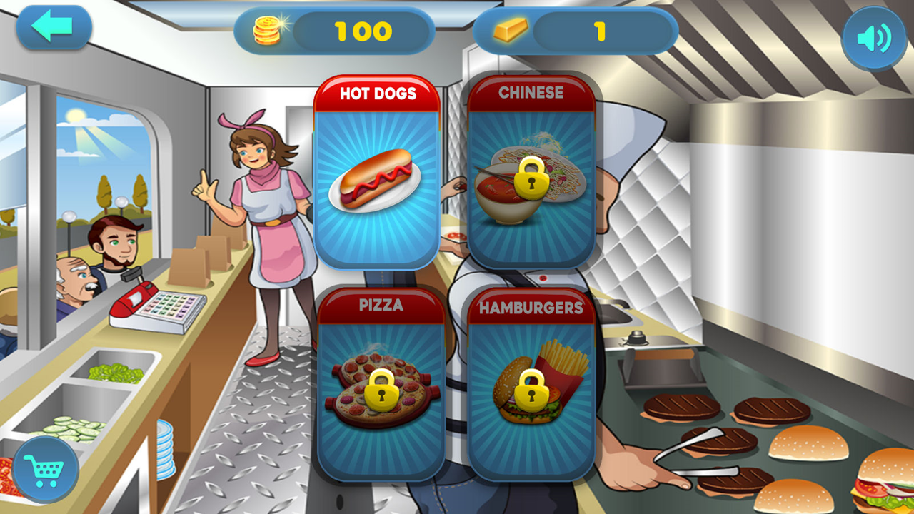 Fabulous Food Truck Screenshot 7