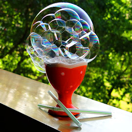 sculpture 3 by Dubravka Penzić - Artistic Objects Other Objects ( bubbles,  )