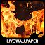 App Burning Live Wallpaper 1.4 APK for iPhone